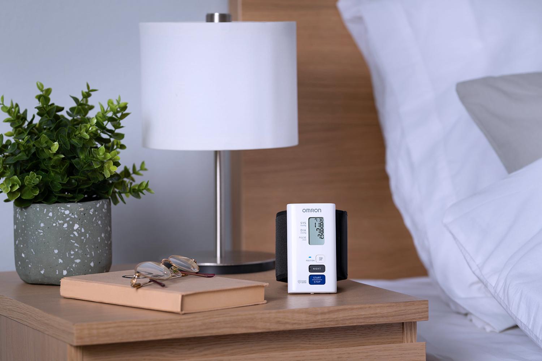 Pourquoi est-il important d'aussi mesurer votre tension artérielle la nuit ?